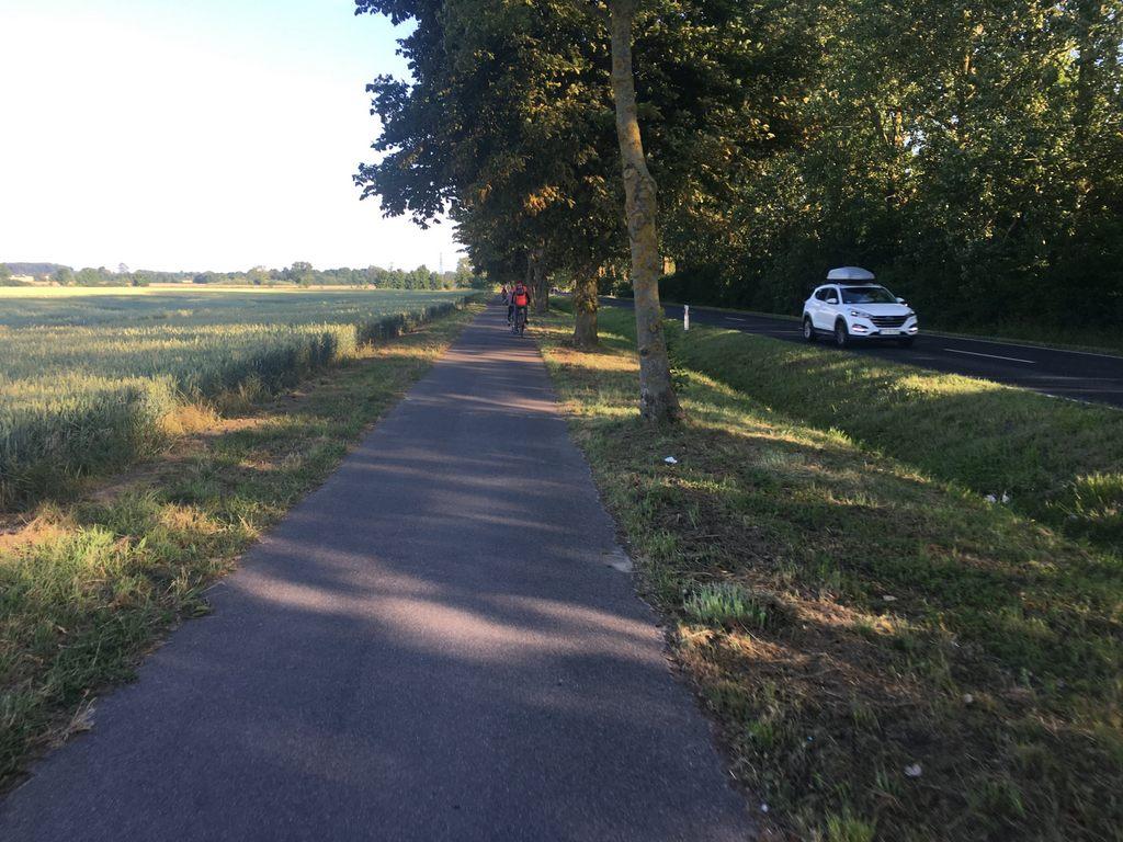 Ścieżka rowerowa na odcinku Mielno - Koszalin